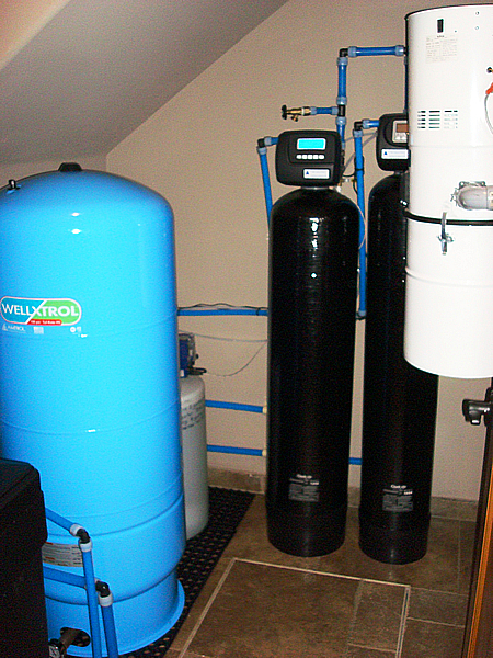Water Filtration Systems For Homes With Wells Custom Well Water Systems