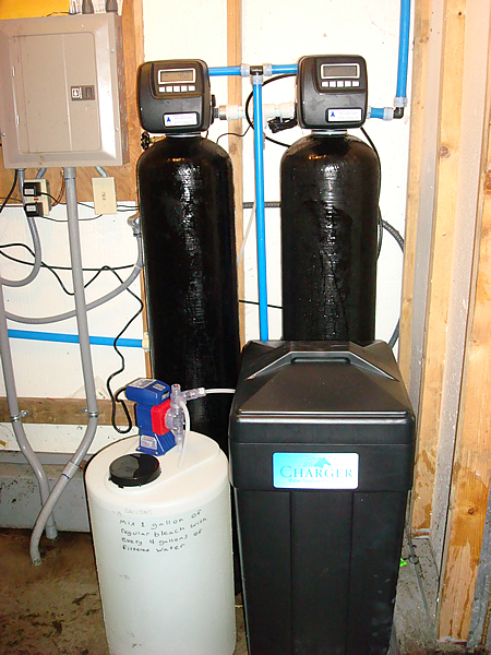sulfur water treatment systems