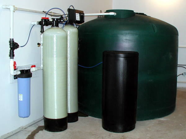 residential water storage tanks. community well water residential storage tanks t