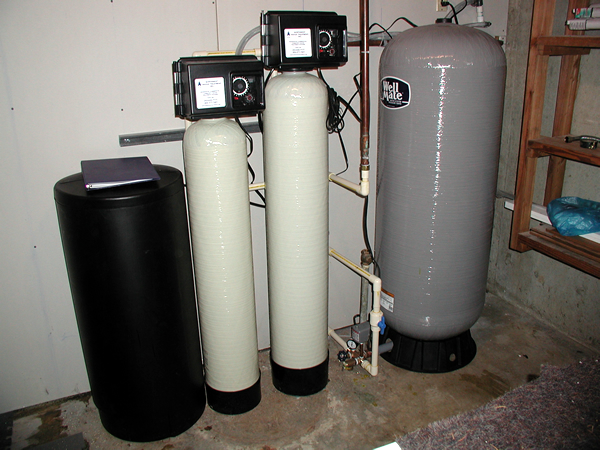 Water Softener Water Softener Plus Filtration