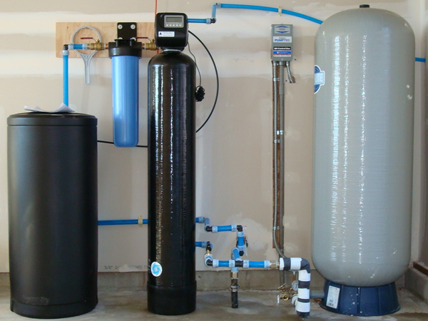 Whole House Water Softener 9